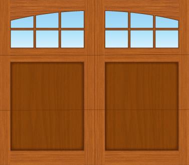 E006A - Single Door Single Arch