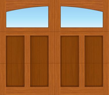 E101A - Single Door Single Arch