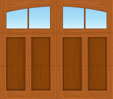E102A - Single Door Single Arch