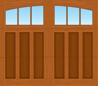 E203A - Single Door Single Arch