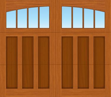 E204A - Single Door Single Arch