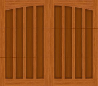 E300A - Single Door Single Arch