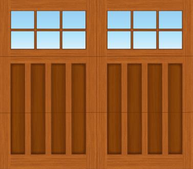 E306S - Single Door