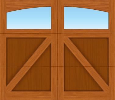 EA01A - Single Door Single Arch