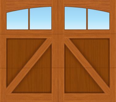 EA02A - Single Door Single Arch