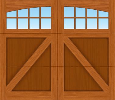 EA08A - Single Door Single Arch