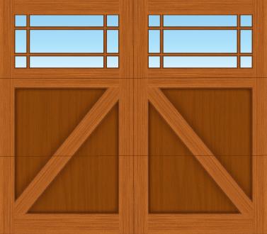 EA09S - Single Door