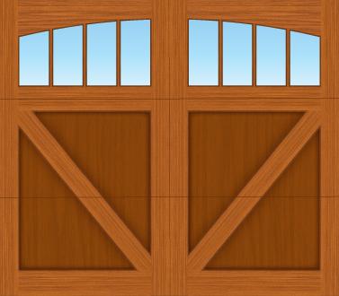 EV04A - Single Door Single Arch