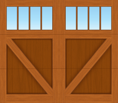 EV04S - Single Door