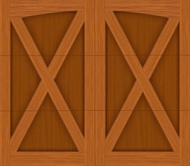 EX00A - Single Door Single Arch