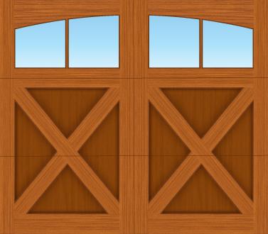 EX02A - Single Door Single Arch