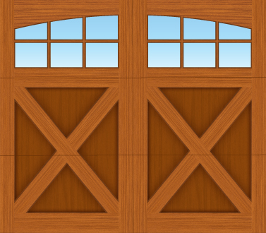EX06A - Single Door Single Arch