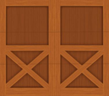 EXM0S - Single Door Single Arch