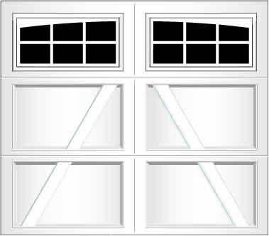 RA06A - Single Door