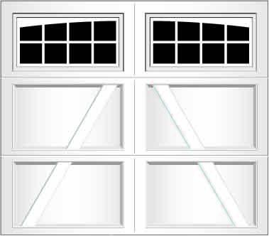 RA08A - Single Door