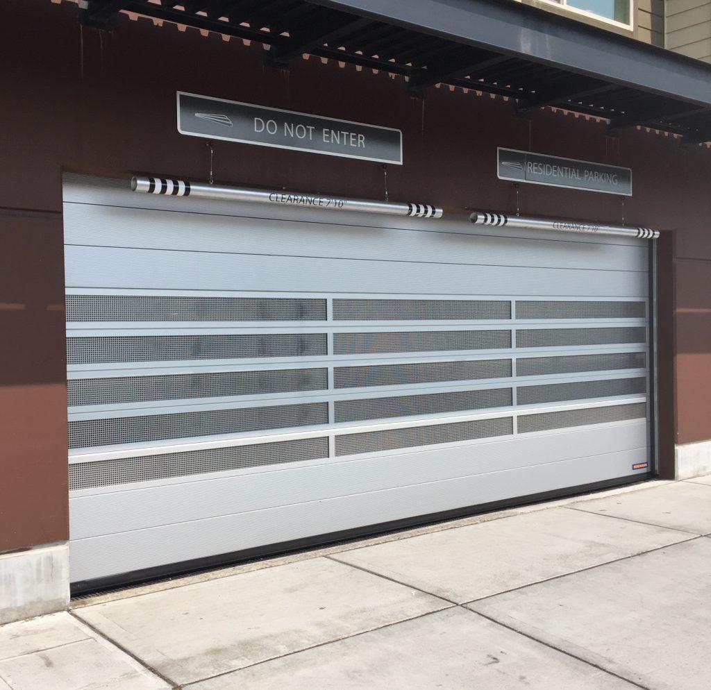 16 X 14 Overhead Garage Door Has Ingenious Design To: Northwest Door