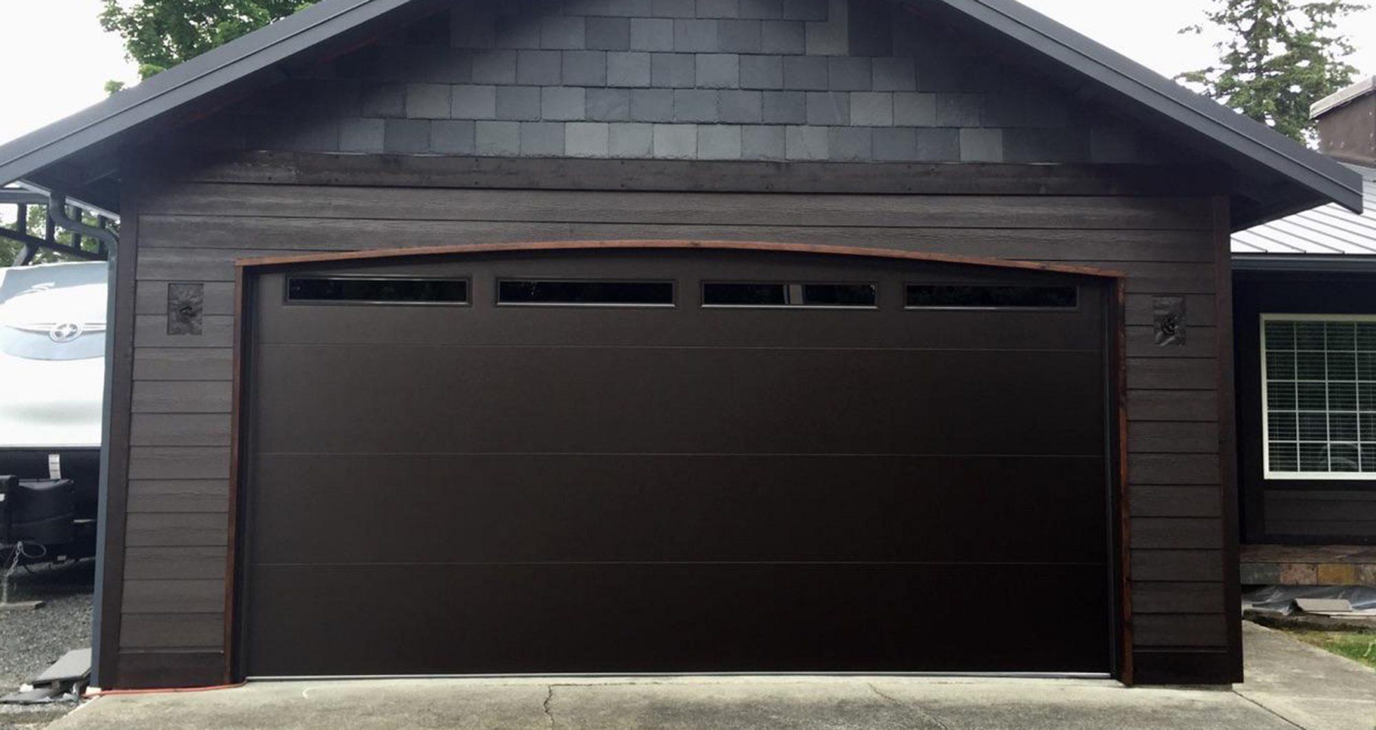 Modern Tech Northwest Door