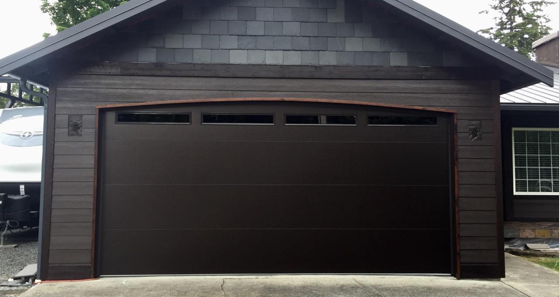 Modern Tech Bt Dark Bronze Northwest Door