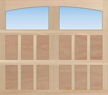 T201A - Single Door Single Arch
