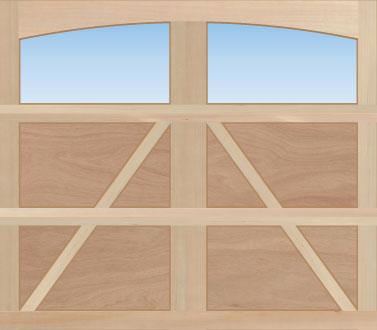 TA01A - Single Door Single Arch
