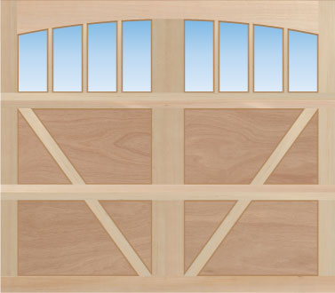 TV04A - Single Door Single Arch