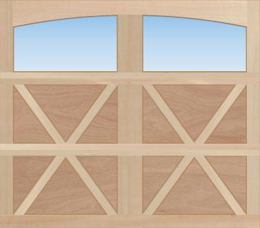 TX01A - Single Door Single Arch