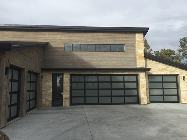 When They Started Working On The Parker, Colorado Project, They Wanted A  High End Glass Door, To Which Scott Said They Always Recommend The  Northwest Door ...
