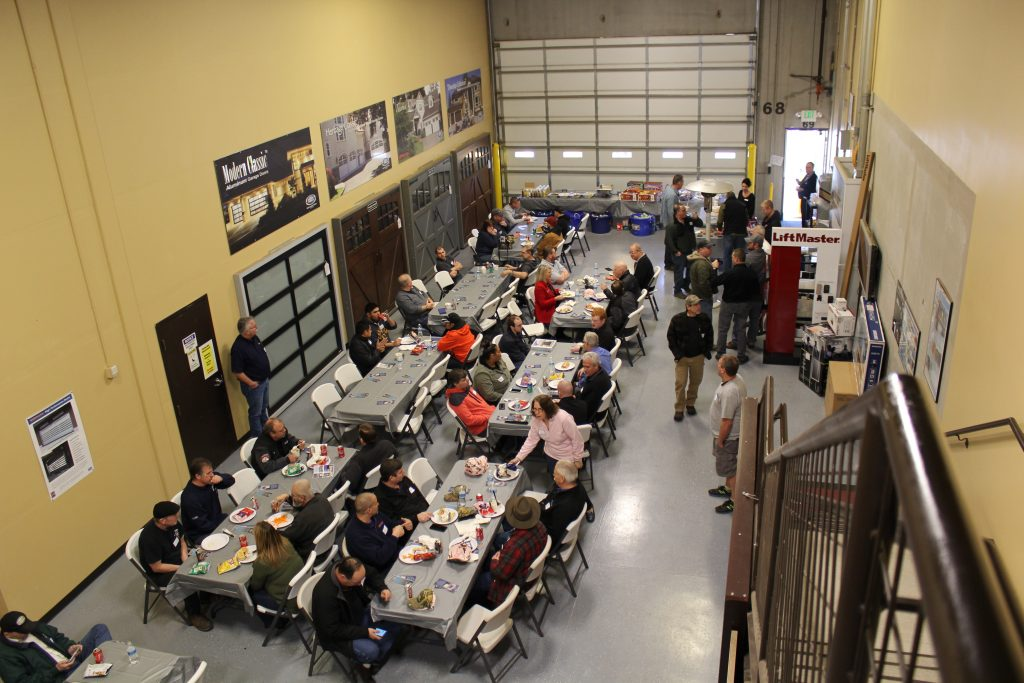 NWD Manufacturing Plant Sees Great Turnout at Annual Open House