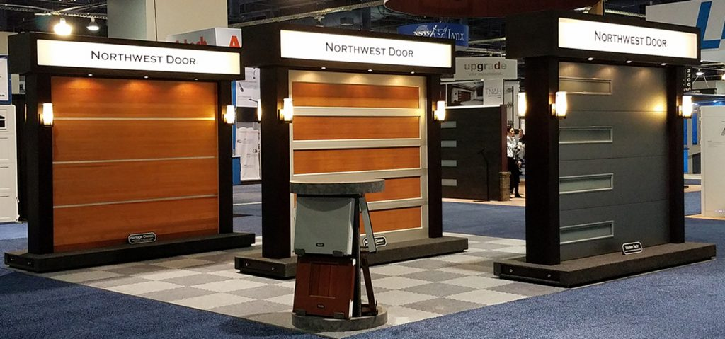 New Garage Doors Introduced at the International Door Association Expo