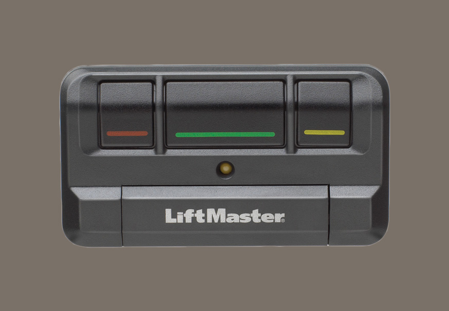 LiftMaster 813LM Three-Button Remote Control