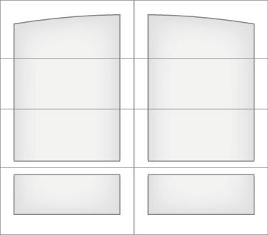 D0L0A - Single Door Single Arch