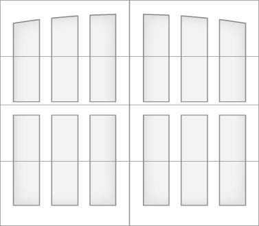 D2M0A - Single Door Single Arch