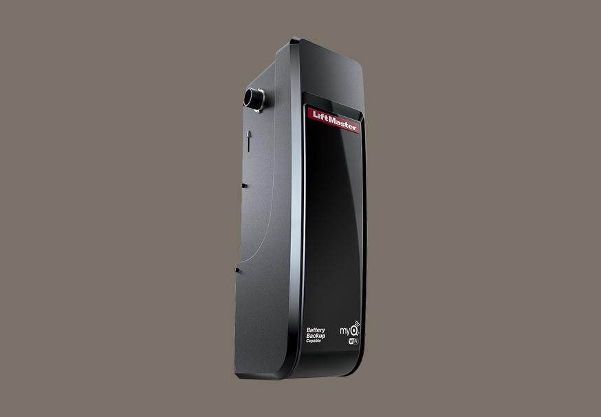 Light-Duty Commercial Door Operator for Rolling Doors