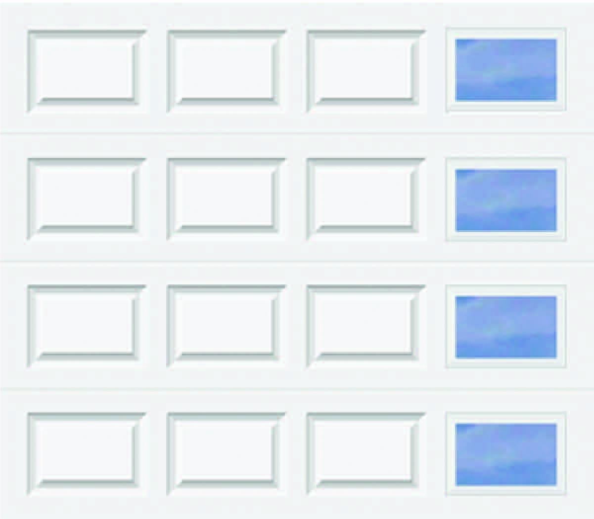 218 Traditional - Modern Lite T RH - Single Door