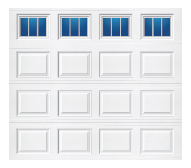 Model 501 Traditional Panel - Stockbridge - Single Door