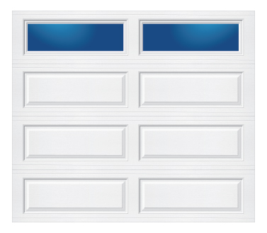 Model 228 TM Ranch - Plain Lite - Single Door