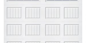 Therma Tech II-Carriage Panel-Arched Stockbridge-S