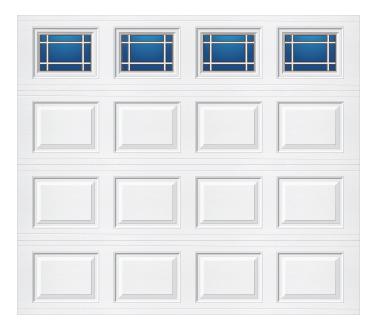 Model 118 Traditional - Prairie - Single Door