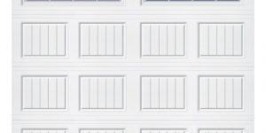 Tri Tech-Carriage Panel-Arched Stockbridge-S