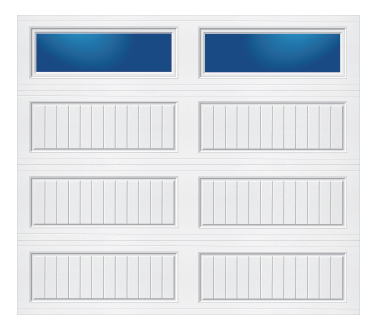 Model 60G Cottage - Plain Lite - Single Door