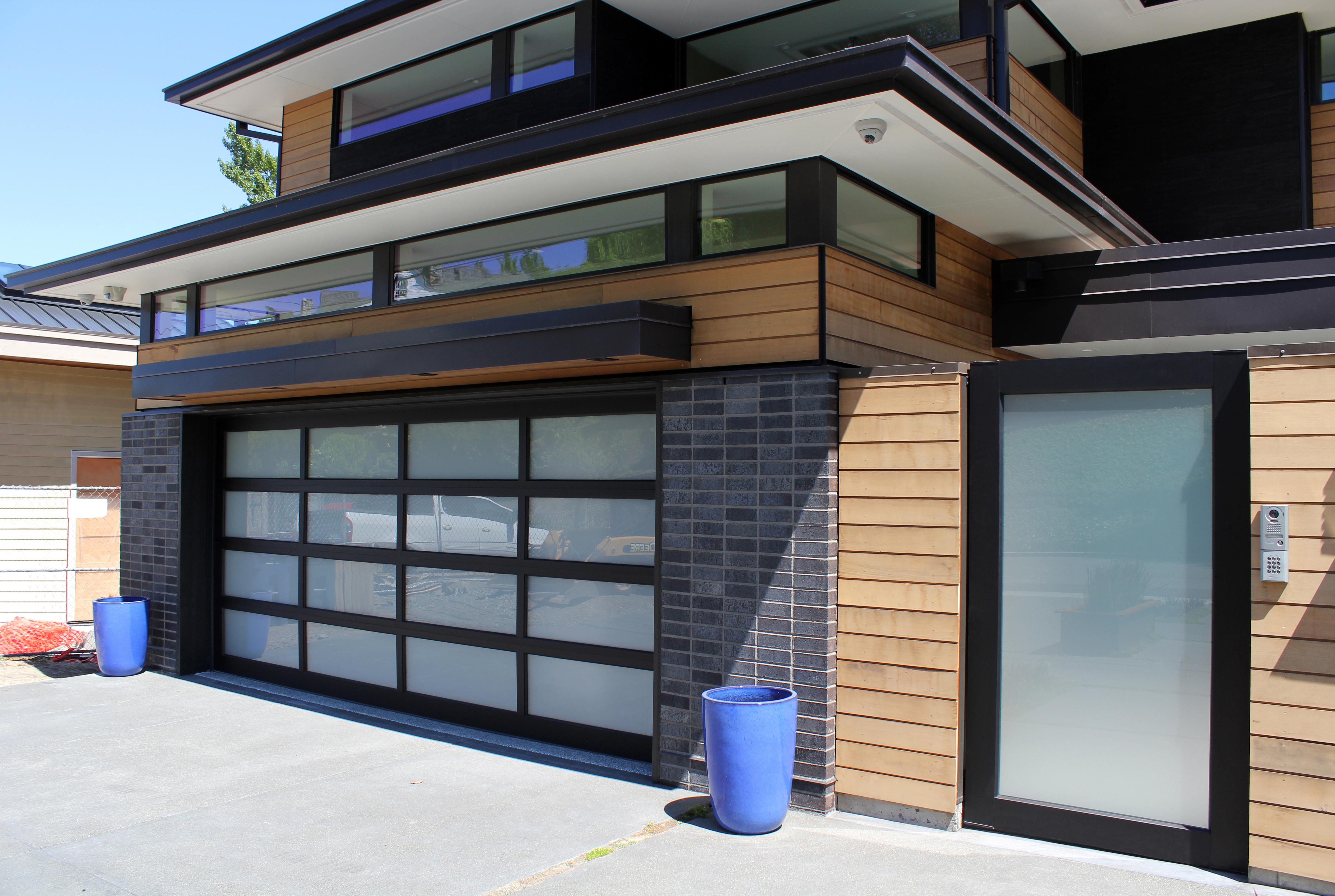 Project Of The Month Winner Kitsap Garage Door
