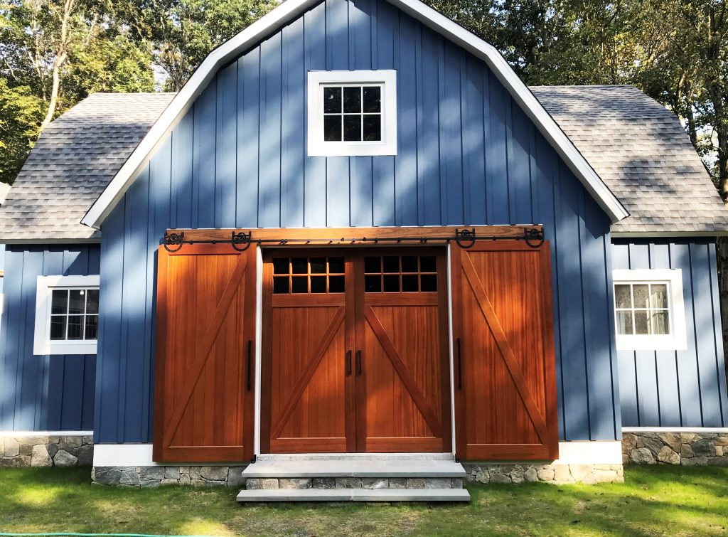 Featured Project – Ed's Garage Doors