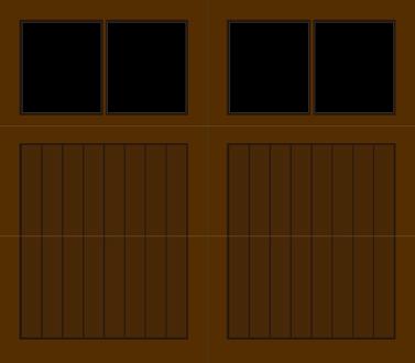 C002S - Single Door
