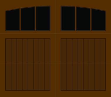 C003A - Single Door Single Arch