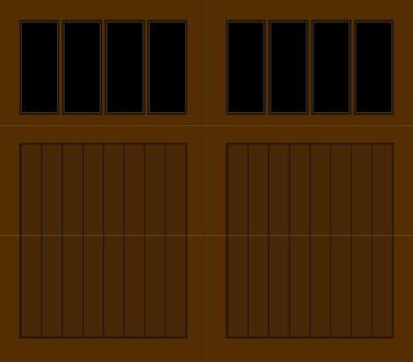 C004S - Single Door