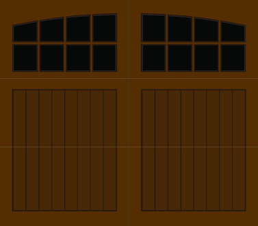 C008A - Single Door Single Arch