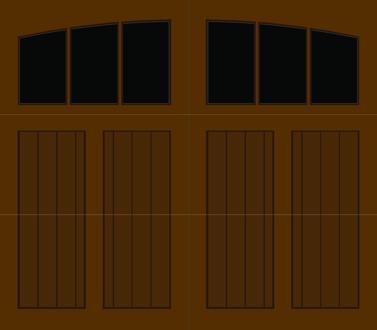 C103A - Single Door Single Arch