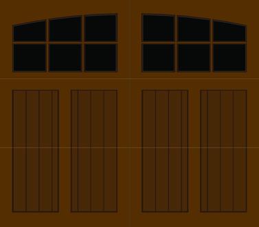 C106A - Single Door Single Arch