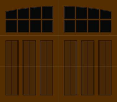 C208A - Single Door Single Arch
