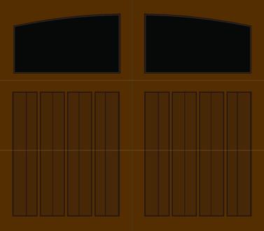 C301A - Single Door Single Arch